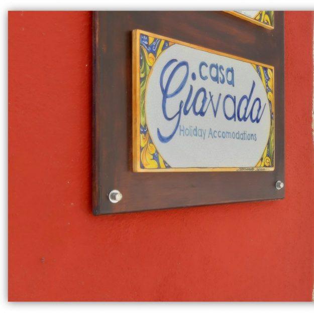 CASA GIAVADA